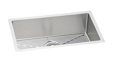 "Image for Elkay Crosstown 16 Gauge Stainless Steel 30-1/2"" x 18-1/2"" x 10"", Single Bowl Undermount Sink Kit from ELKAY"