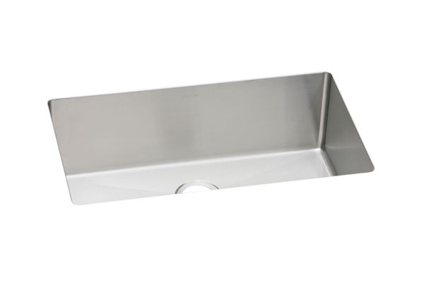 "Elkay Crosstown 16 Gauge Stainless Steel 30-1/2"" x 18-1/2"" x 10"", Single Bowl Undermount Sink"