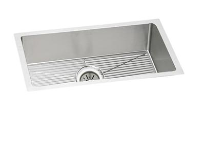 "Image for Elkay Crosstown 16 Gauge Stainless Steel 30-1/2"" x 18-1/2"" x 8"", Single Bowl Undermount Sink Kit from ELKAY"