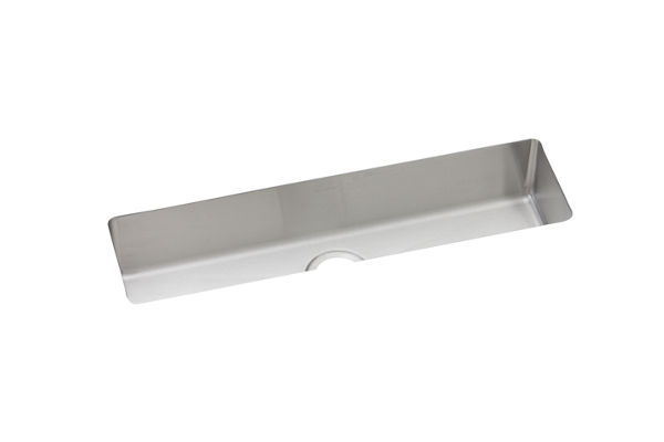 "Elkay Crosstown 16 Gauge Stainless Steel 32-1/2"" x 10"" x 6"", Single Bowl Undermount Sink"