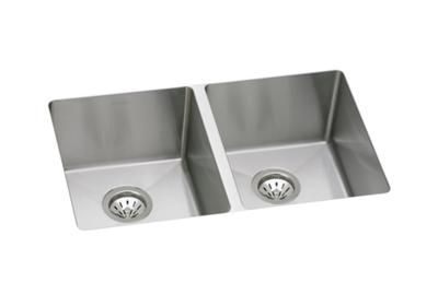"Image for Elkay Avado Stainless Steel 30-3/4"" x 18-1/2"" x 8"", Double Bowl Undermount Sink Kit from ELKAY"