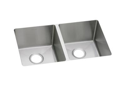 "Image for Elkay Crosstown 16 Gauge Stainless Steel 30-3/4"" x 18-1/2"" x 8"", Equal Double Bowl Undermount Sink from ELKAY"