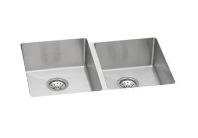 "Image for Elkay Avado Stainless Steel 31-1/4"" x 20-1/2"" x 8"", Double Bowl Undermount Sink Kit from ELKAY"