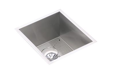 "Image for Elkay Stainless Steel 16"" x 18-1/2"" x 10"", Single Bowl Undermount Sink Kit from ELKAY"
