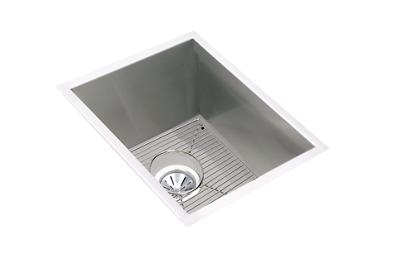 "Image for Elkay Crosstown 16 Gauge Stainless Steel 16-1/2"" x 20-1/2"" x 10"", Single Bowl Undermount Sink Kit from ELKAY"