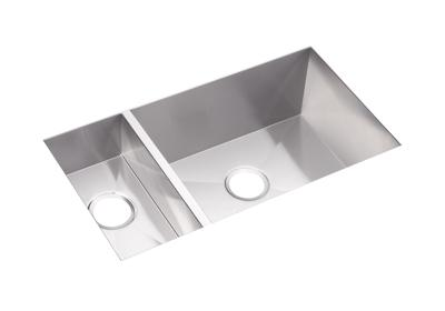 "Image for Elkay Crosstown 16 Gauge Stainless Steel 32-1/4"" x 18-1/4"" x 10"", 30/70 Double Bowl Undermount Sink from ELKAY"