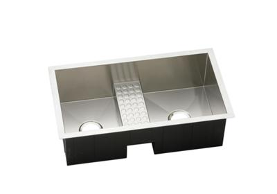 "Image for Elkay Stainless Steel 33"" x 18-1/2"" x 10"", 40/60 Double Bowl Undermount Sink from ELKAY"