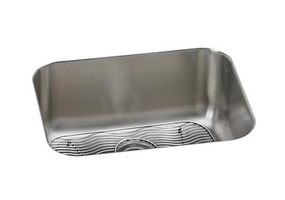 "Image for Elkay Stainless Steel 23-1/2"" x 18-1/4"" x 10"", Single Bowl Undermount Sink Kit from ELKAY"