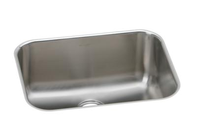 "Image for Elkay Gourmet Stainless Steel 23-1/2"" x 18-1/4"" x 10"", Single Bowl Undermount Sink Kit from ELKAY"