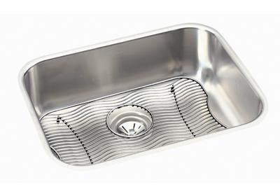 "Image for Elkay Stainless Steel 23-1/2"" x 18-1/4"" x 8"", Single Bowl Undermount Sink Kit from ELKAY"