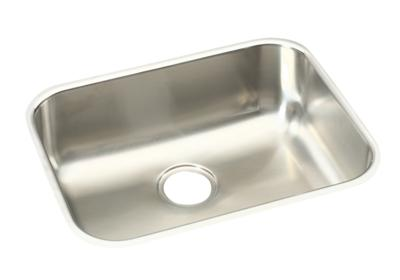 "Image for Elkay Stainless Steel 23-1/2"" x 18-1/4"" x 8"", Single Bowl Undermount Sink from ELKAY"