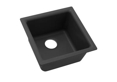 "Image for Elkay Quartz Classic 15-3/4"" x 15-3/4"" x 7-11/16"", Single Bowl Dual Mount Bar Sink from ELKAY"