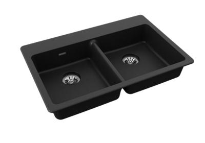"Image for Elkay Quartz Classic 33"" x 22"" x 5-1/2"", Drop-in ADA Sink with Perfect Drain from ELKAY"