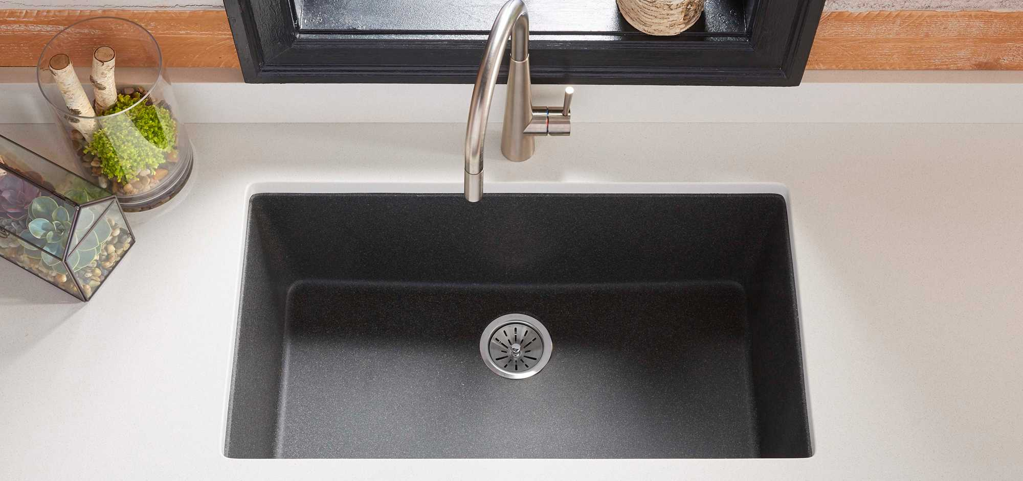 Quartz Classic Kitchen Sinks Elkay