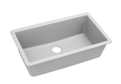 "Image for Elkay Quartz Classic 33"" x 18-7/16"" x 9-7/16"", Single Bowl Undermount Sink, White from ELKAY"