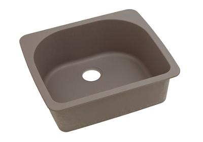 "Image for Elkay Quartz Classic 25"" x 22"" x 8-1/2"", Single Bowl Top Mount Sink, Greige from ELKAY"