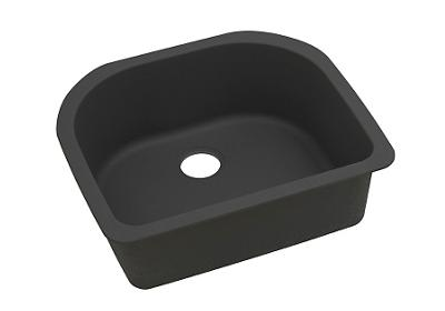 "Image for Elkay Quartz Classic 25"" x 22"" x 8-1/2"", Single Bowl Undermount Sink from ELKAY"