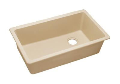 "Image for Elkay Quartz Classic 33"" x 18-3/4"" x 9-1/2"", Single Bowl Undermount Sink, Sand from ELKAY"