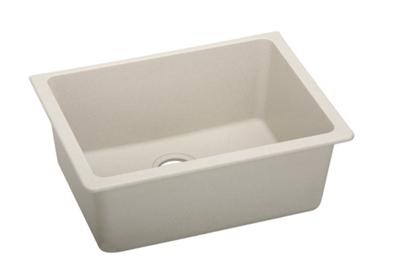 "Image for Elkay Quartz Classic 25"" x 18-1/2"" x 9-1/2"", Single Bowl Undermount Sink, Bisque from ELKAY"