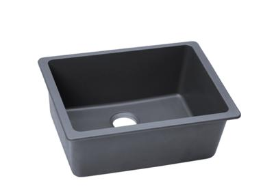 "Image for Elkay Quartz Classic 25"" x 18-1/2"" x 9-1/2"", Single Bowl Undermount Sink, Dusk Gray from ELKAY"