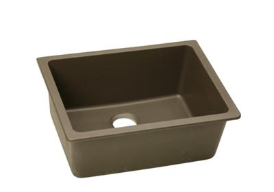 "Image for Elkay Quartz Classic 24-5/8"" x 18-1/2"" x 9-1/2"", Single Bowl Undermount Sink, Mocha from ELKAY"