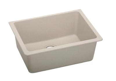 "Image for Elkay Quartz Classic 25"" x 18-1/2"" x 9-1/2"", Single Bowl Undermount Sink, Putty from ELKAY"