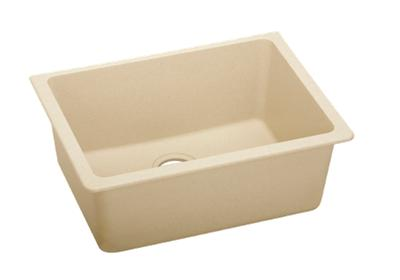 "Image for Elkay Quartz Classic 25"" x 18-1/2"" x 9-1/2"", Single Bowl Undermount Sink, Sand from ELKAY"