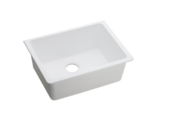 Gourmet e-granite Single Bowl Undermount Sink