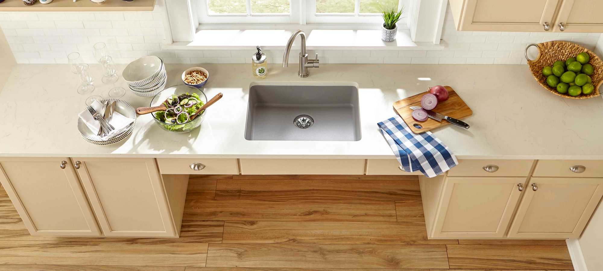 Handicap Accessible Kitchen Sink