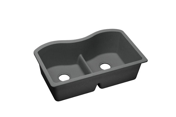 Harmony e-granite Double Bowl Undermount Sink