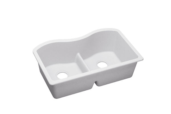 Harmony™ e-granite Double Bowl Undermount Sink