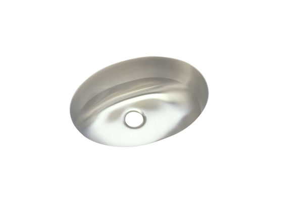 Asana (Lustertone) Stainless Steel Single Bowl Undermount Sink