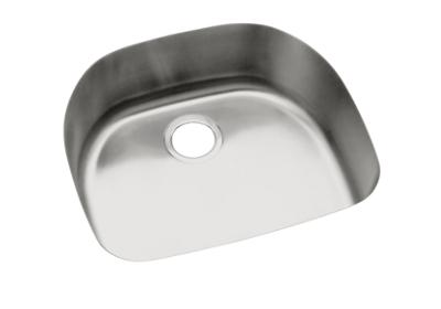 Image for Lustertone (Lustertone) Stainless Steel Single Bowl Undermount Sink from ELKAY