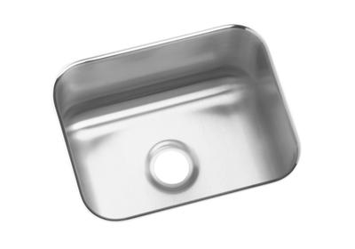"Image for Elkay Gourmet Stainless Steel 14-1/2"" x 11-3/4"" x 7"", Single Bowl Undermount Bar Sink Kit from ELKAY"