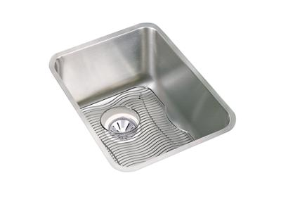 "Image for Elkay Lustertone Stainless Steel 16-1/2"" x 20-1/2"" x 9-7/8"", Single Bowl Undermount Sink Kit from ELKAY"