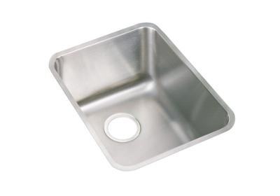 "Image for Elkay Lustertone Stainless Steel 16-1/2"" x 20-1/2"" x 9-7/8"", Single Bowl Undermount Sink from ELKAY"
