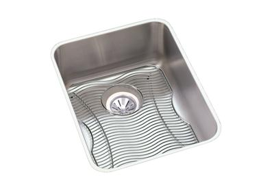 "Image for Elkay Lustertone Classic Stainless Steel 16-1/2"" x 20-1/2"" x 7-7/8"", Single Bowl Undermount Sink Kit from ELKAY"