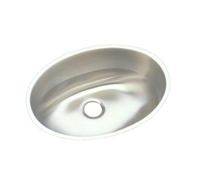 Elkay Asana Stainless Steel 18 34 X 14 34 X 6 34 Single Bowl