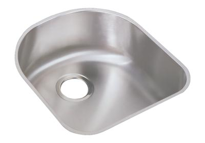 "Image for Elkay Lustertone Stainless Steel 18-1/2"" x 20"" x 7-1/2"", Single Bowl Undermount Sink from ELKAY"