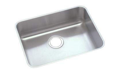 "Image for Elkay Lustertone Stainless Steel 21-1/2"" x 18-1/2"" x 5-3/8"", Single Bowl Undermount Sink from ELKAY"