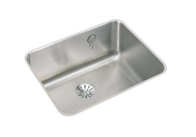 "Image for Elkay Gourmet Stainless Steel 23-1/2"" x 18-1/4"" x 10"", Single Bowl Undermount Sink from ELKAY"
