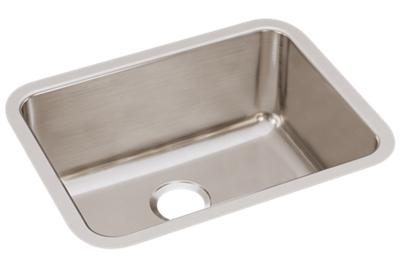"Image for Elkay Lustertone Classic Stainless Steel 23-1/2"" x 18-1/4"" x 10"", Single Bowl Undermount Sink from ELKAY"
