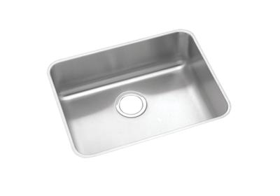 "Image for Elkay Lustertone Stainless Steel 23-1/2"" x 18-1/4"" x 5-3/8"", Single Bowl Undermount ADA Sink from ELKAY"