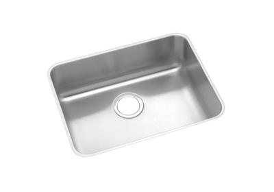 "Image for Elkay Lustertone Stainless Steel 23-1/2"" x 18-1/4"" x 7-1/2"", Single Bowl Undermount Sink from ELKAY"