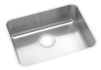 "Image for Elkay Gourmet Stainless Steel 23-1/2"" x 18-1/4"" x 7-1/2"", Single Bowl Undermount Sink from ELKAY"