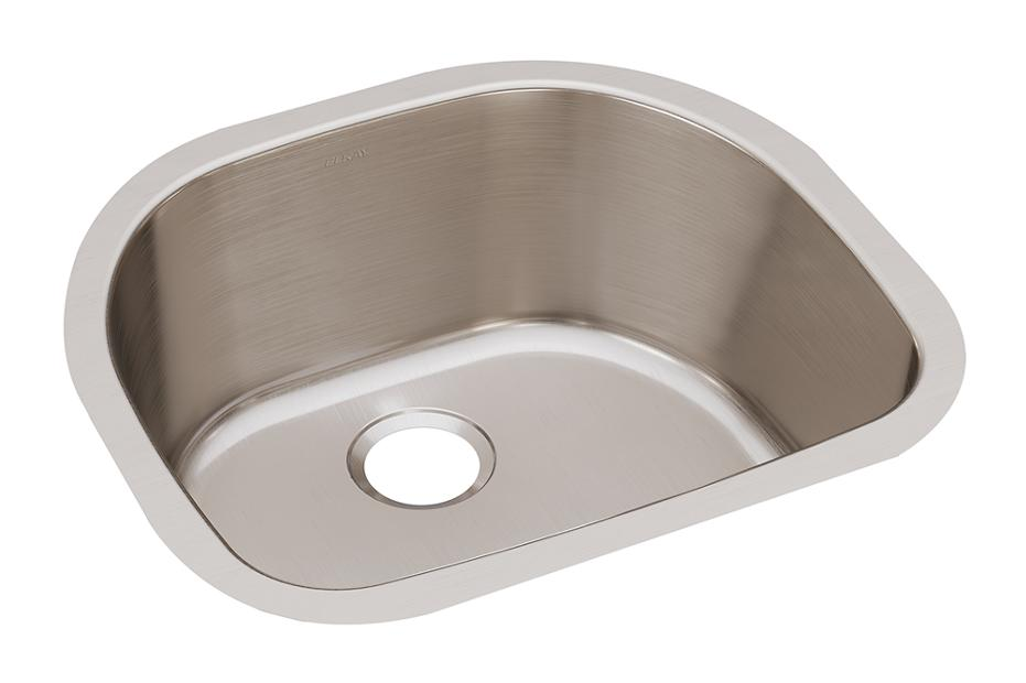 ELKAY ELUH2118 SINGLE BOWL UNDERMOUNT SINK MC68066