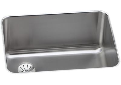 "Image for Elkay Lustertone Stainless Steel 25-1/2"" x 19-1/4"" x 10"", Single Bowl Undermount Sink with Perfect Drain from ELKAY"