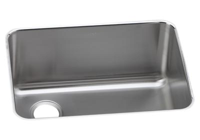 "Image for Elkay Gourmet Stainless Steel 25-1/2"" x 19-1/4"" x 12"", Single Bowl Undermount Sink from ELKAY"