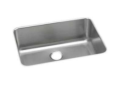 "Image for Elkay Gourmet Stainless Steel 26-1/2"" x 18-1/2"" x 10"", Single Bowl Undermount Sink from ELKAY"
