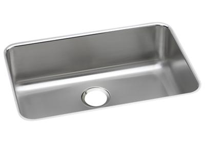 "Image for Elkay Gourmet Stainless Steel 26-1/2"" x 18-1/2"" x 8"", Single Bowl Undermount Sink from ELKAY"